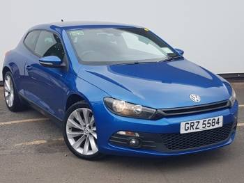 2013 (13) Volkswagen Scirocco 2.0 TDi BlueMotion Tech GT 3dr [Nav/Leather]