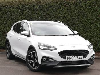 2020 (20) Ford Focus 1.0 EcoBoost 125 Active X 5dr