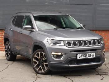 2018 Jeep Compass 1.4 Multiair 140 Limited 5dr [2WD]