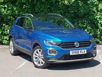 2019 (68/19) Volkswagen T-roc 1.5 TSI EVO SEL 5dr