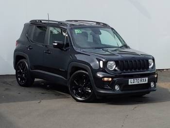 2020 (70) Jeep Renegade 1.3 T4 GSE Night Eagle II 5dr DDCT