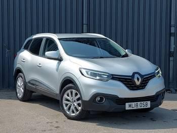 2018 (18) Renault KADJAR 1.5 dCi Dynamique Nav 5dr