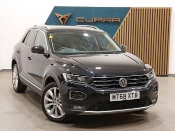 2018 (68) Volkswagen T-roc 1.6 TDI SEL 5dr