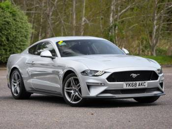 2018 (68) Ford Mustang 5.0 V8 GT 2dr Auto