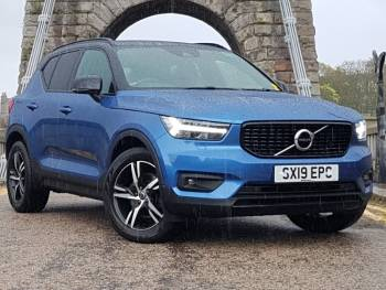 2019 (19) Volvo Xc40 2.0 D4 [190] R DESIGN 5dr AWD Geartronic