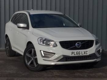 2017 (66/17) Volvo Xc60 D5 [220] R DESIGN Lux Nav 5dr AWD Geartronic