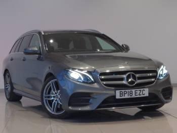 2018 (18) Mercedes-Benz E Class E220d AMG Line 5dr 9G-Tronic