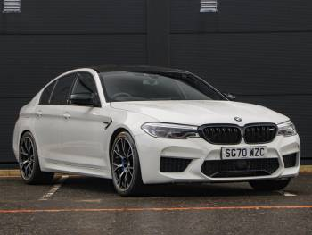 2020 (70) BMW M5 M5 4dr DCT [Competition Pack]