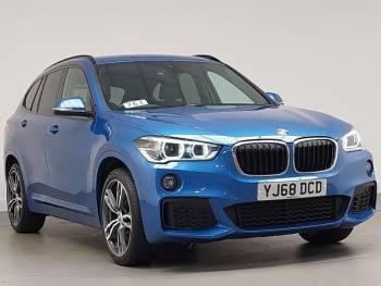 2019 (68/19) BMW X1 xDrive 20d M Sport 5dr Step Auto