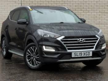 2019 (19) Hyundai Tucson 1.6 CRDi Premium 5dr 2WD