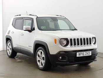 2016 Jeep Renegade 1.6 Multijet Limited 5dr