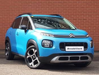 2019 (19) Citroen C3 Aircross 1.5 BlueHDi Flair 5dr [6 speed]