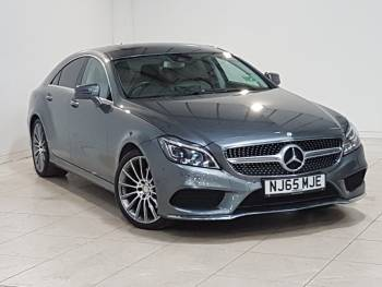 2015 (65) Mercedes-Benz Cls CLS 220d AMG Line Premium Plus 4dr 7G-Tronic