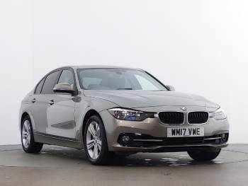 2017 BMW 3 Series 320i Sport 4dr