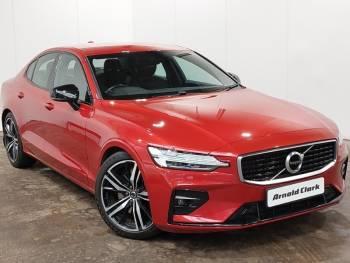 2019 (19) Volvo S60 2.0 T5 R DESIGN Edition 4dr Auto
