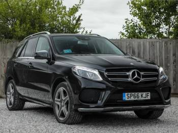 2016 (66) Mercedes-Benz Gle GLE 350d 4Matic AMG Line 5dr 9G-Tronic