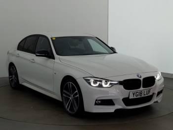 2018 (18) BMW 3 Series 320i M Sport Shadow Edition 4dr