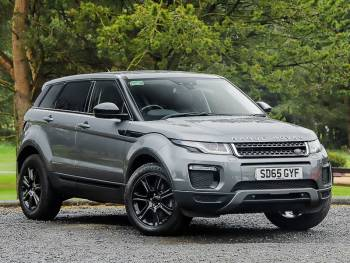 2015 (65) Land Rover Range Rover Evoque 2.0 TD4 SE Tech 5dr Auto