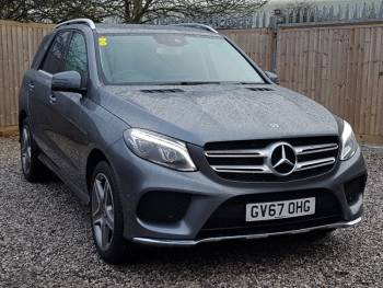 2018 (67) Mercedes-Benz Gle GLE 250d 4Matic AMG Line 5dr 9G-Tronic