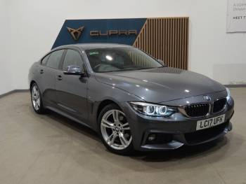 2017 (17) BMW 4 SERIES 420d [190] M Sport 5dr Auto [Professional Media]