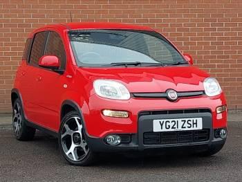 2021 (21) Fiat Panda Hatchback 1.0 Mild Hybrid Sport [5 Seat] 5dr