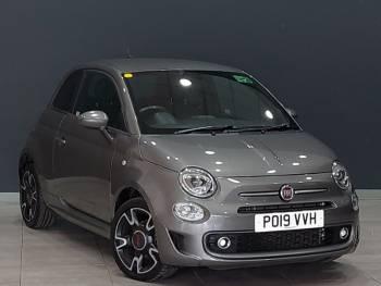 2019 (19) Fiat 500 1.2 S 3dr