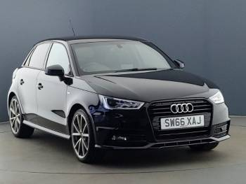 2016 (66) Audi A1 1.4 TFSI 150 Black Edition 5dr