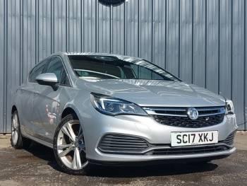 2017 Vauxhall Astra 1.4T 16V 150 SRi Vx-line Nav 5dr