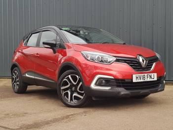 2018 (18) Renault Captur 0.9 TCE 90 Dynamique Nav 5dr