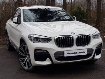 2019 (68) BMW X4 xDrive20d M Sport X 5dr Step Auto