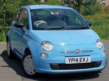 2014 (14) Fiat 500 1.2 Pop 3dr [Start Stop]