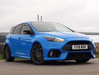 2018 (18) Ford Focus Rs 2.3 EcoBoost Edition 5dr