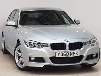 2018 (68) BMW 3 Series 320d M Sport 4dr Step Auto
