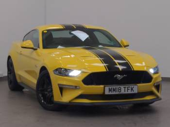 2018 (18) Ford Mustang 5.0 V8 GT 2dr Auto