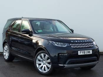 2018 (18) Land Rover Discovery 3.0 TD6 HSE Luxury 5dr Auto
