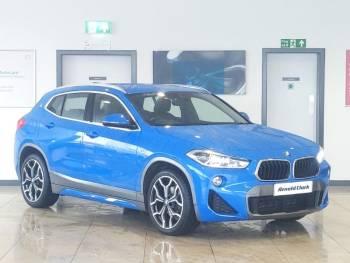 2019 (19) BMW X2 sDrive 18i M Sport X 5dr Step Auto