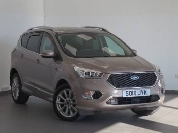 2018 (18) Ford Kuga Vignale 2.0 TDCi 5dr 2WD