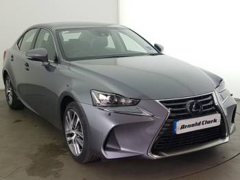 2018 (18) Lexus IS 300h Advance 4dr CVT Auto
