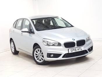 2016 (16) BMW 2 SERIES 218d SE 5dr Step Auto