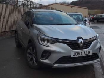 2019 (19) Renault Captur 1.3 TCE 150 S Edition 5dr EDC