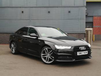 2018 (67) Audi A6 2.0 TDI Ultra Black Edition 4dr S Tronic