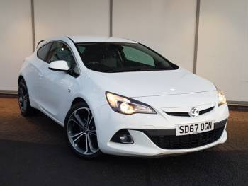 2017 (67) Vauxhall GTC 1.4T 16V Limited Edition 3dr [Nav/Leather]
