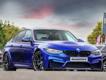 2018 (68) BMW M3 M3 CS 4dr DCT