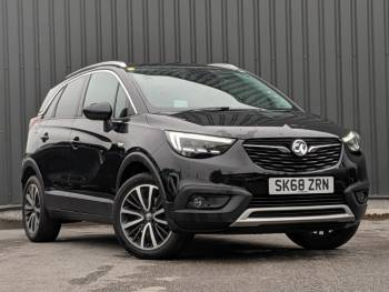 2018 (68) Vauxhall Crossland X 1.2T [130] Ultimate 5dr [Start Stop]