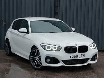 2018 (68) BMW 1 Series 118i [1.5] M Sport Shadow Ed 5dr Step Auto