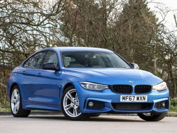 2017 (67) BMW 4 SERIES 420d [190] M Sport 5dr Auto [Professional Media]