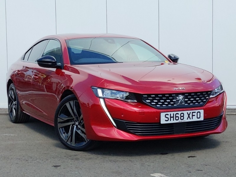 Nearly New 2019 6819 Peugeot 508 20 Bluehdi 180 First Edition