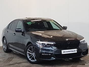 2017 (67) BMW 5 Series 520d M Sport 4dr Auto