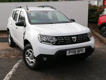 2018 (18) Dacia Duster 1.6 SCe Essential 5dr
