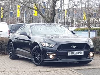 2016 (16) Ford Mustang 5.0 V8 GT 2dr Auto